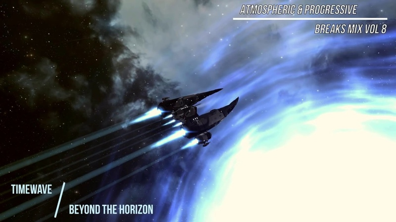 Atmospheric Breaks Progressive Breaks Mix Vol 8 - Space Drive