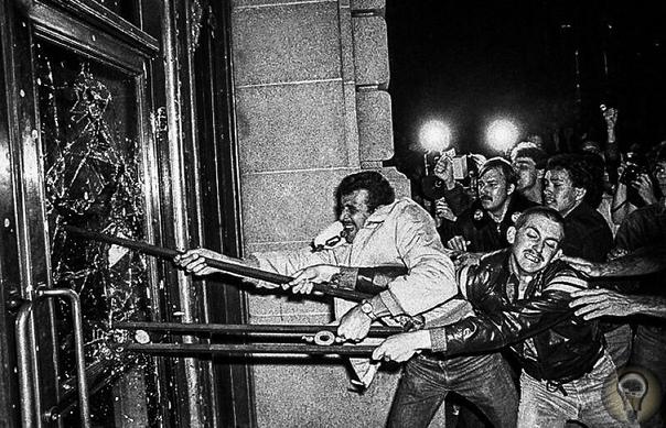 Бунт отмщения за Харви Милка, 1979 год.