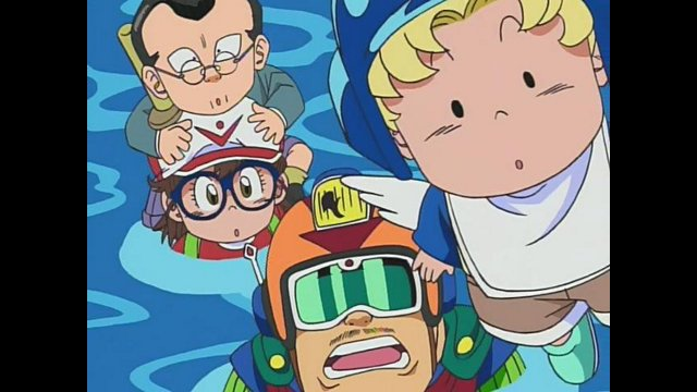 ドクタースランプ 第32話 Dr.SLUMP Episode 32 (1997)
