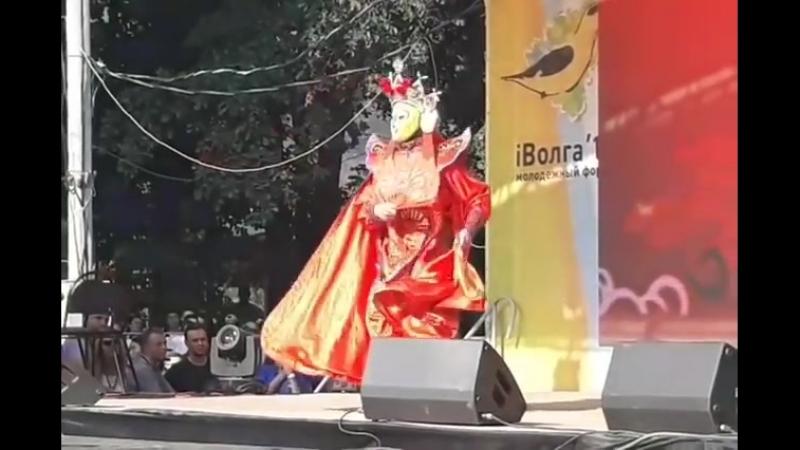 Mo Xao from chongqing , 9-day bian lian ( change face ) смена лиц , Сычуаньская опера .