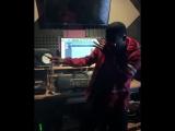 Отрывок совместного трека Juicy J и Travi$ Scott