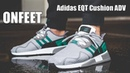 Adidas EQT Cushion ADV Sub Green (AH2232) Onfeet Review |
