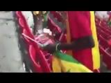 Болельщики Сенегала убрали за собой после матча