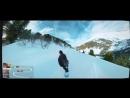 Креативный сноубординг СНОУБОРД SNOWBOARD