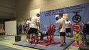 European Equipped Bench Press Men Open 59kg 93kg