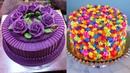 Top 40 Amazing Cake Decorating Tutorial 😍 Most Satisfying Cake Decorating Video! New Cake Style