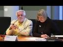 Anhörung der Petition Gemeinsame Erklärung 2018 im Bundestag mit Vera Lengsfeld Henyrk M. Broder