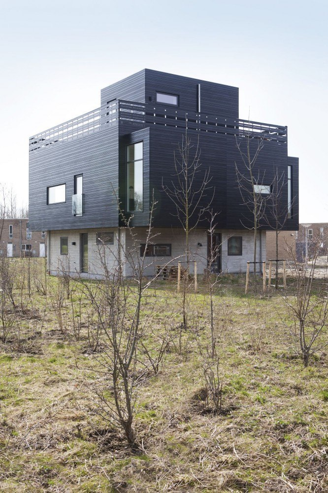Low Energy House in Hvissinge