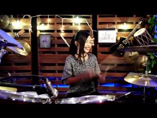 Zombie Metal ( Frog Leap Studios ) Drum Cover by Nur Amira Syahira