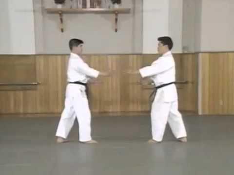Yokomen Uchi Shiho Nage 2