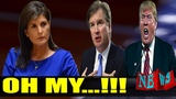 ALL HELL JUST BROKE LOOSE Amb. Haley Just DROPS A BOMBSHELL STATEMENT After Trump ANNOUNCES THIS!!!