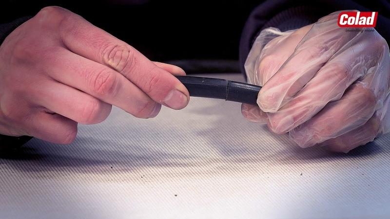 COLAD Magic Fix - супер клей, который может использоваться в комбинации с армирующей пудрой черного или серого цвета. Если требуется ремонт, просто склейте, отшлифуйте, покрасьте и все готово!