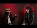 Alice Cooper and Joe Perry on how the Hollywood Vampires started