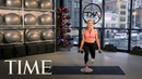 HIIT Workout With Fitness Trainer Anna Kaiser TIME