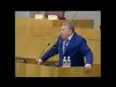 Выступление жириновского против тюркских народов