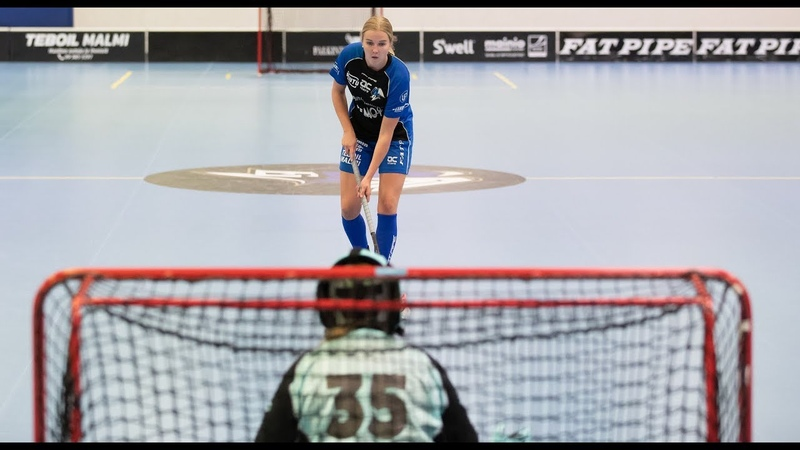 Daniela Westerlund: Classicin kaato fyysinen vääntö