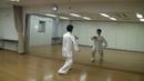 42式太極拳 鏡 右後  42 Forms Tai Chi Chuan