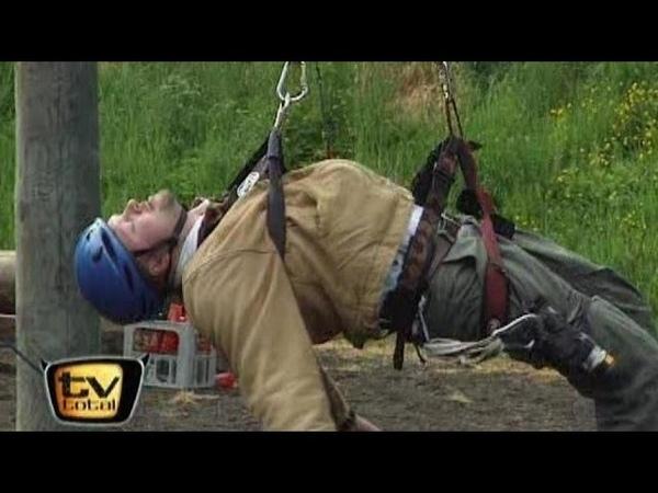 Raab in Gefahr Hochseilgarten - TV total classic