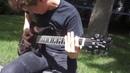 LUCID | AERIUS | GUITAR PLAYTHROUGH [OFFICIAL]