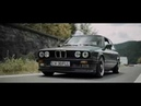 Classic BMW E30 on BBS RS