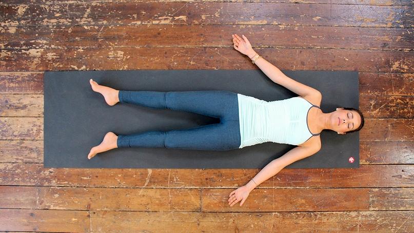 Шесть практик для связи с собственным телом