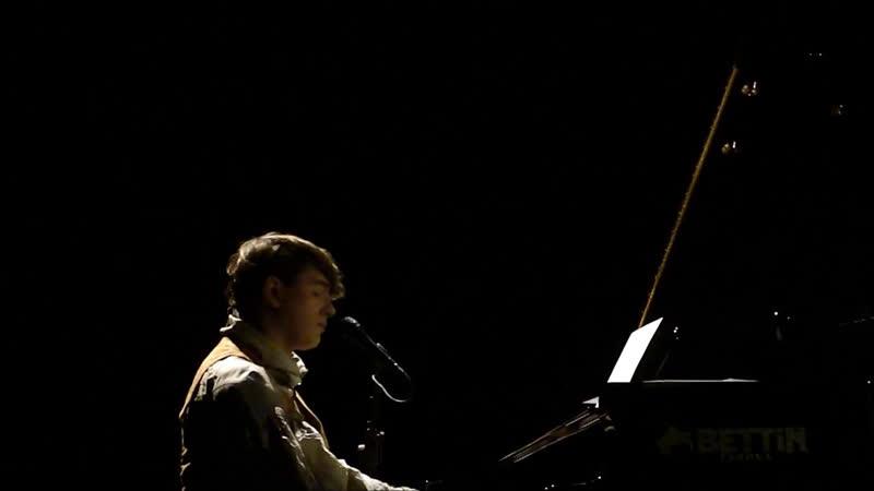 Patrick Wolf - For Free (Joni Mitchell cover) - Teatro Corso - Venezia Mestre » Freewka.com - Смотреть онлайн в хорощем качестве