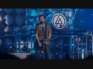Linkin Park - From The Inside (Live Earth Japan 2007)