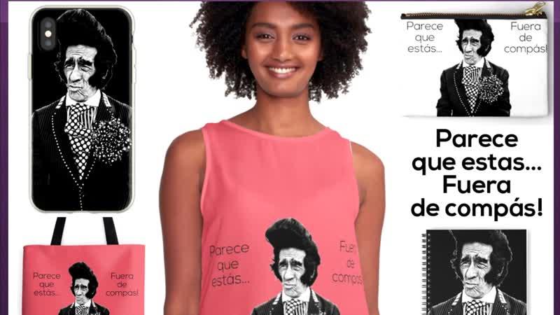 T shirt flamenco Camisetas flamenco