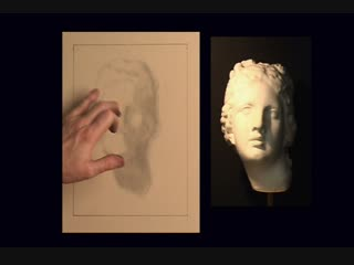 ArtAcademy - Beginning to Draw DVD - 3. The Cast - Intoduction to Portrait Drawing_3