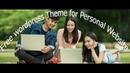 Free Wordpress Theme for Personal Website Bangla Tutorial by Mostafa!