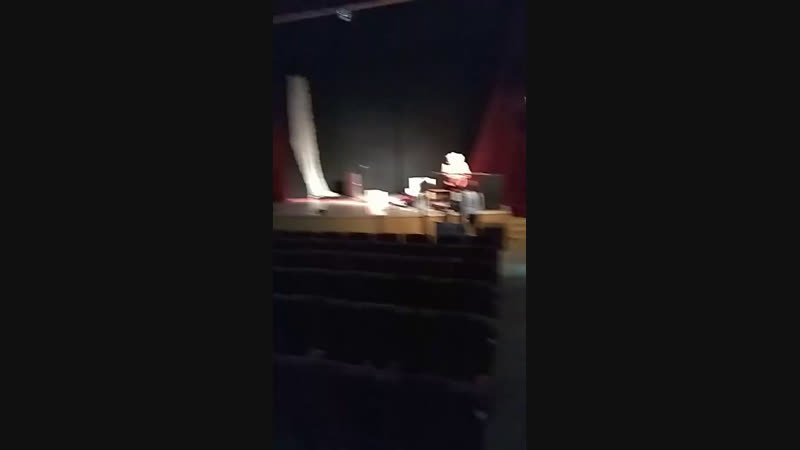 Live БЕЛАЯ ВОРОНА театр студия г Пенза