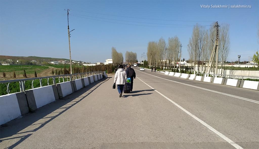 Приграничная зона Узбекистан Казахстан 2019