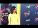Nina Dobrev arrives at FOXs Teen Choice Awards 2018
