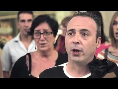 The ABAO sings Va pensiero at Bilbao station