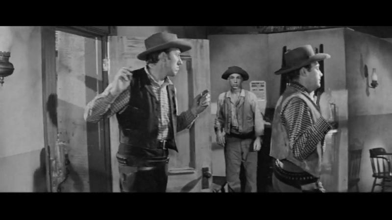 На прицеле / The Quiet Gun (1957)