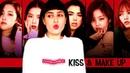 Dua Lipa BLACKPINK - Kiss and Make Up [Russian Cover || На русском]
