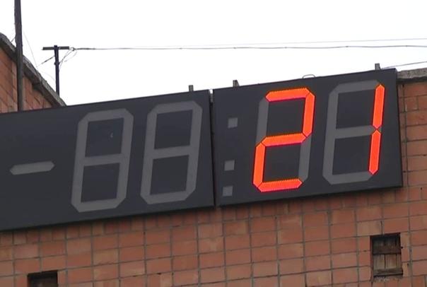 Городские часы отремонтированы
