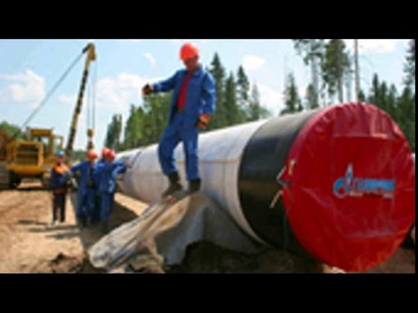 Запоздалое откровение Украина не может остановить Северный поток-2