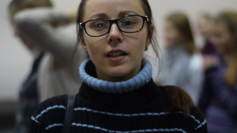 Отзыв Любови Головковой о семинаре Светозара Евдокимова