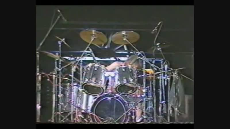 Черный Кофе - LIVE IN MADRID (13.05.1988)