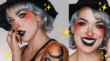 CASUAL WITCHY MAKEUP Jacquelin DeLeon Inspired Look