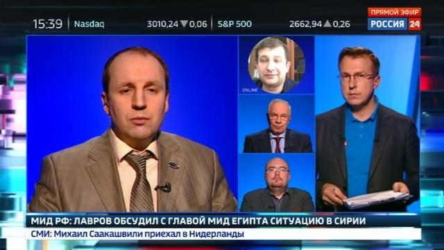 Новости на Россия 24 • Эксперты о соблюдении условий минских соглашений
