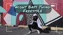 Night Bass Thing - Shuffle/Shapes | Gabby J David