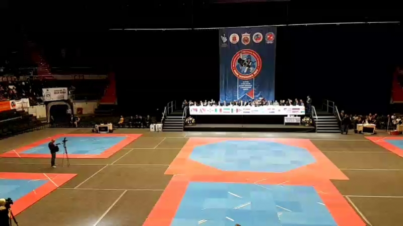 Сибур Арена фестиваль боевых искусств