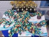 2005-2002 г.р. награждение 3-го дня «Кубок БГУФК» в рамках турнира «Кубок Золотого Кольца» 28-30 сентября 2018 г. Минск
