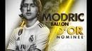 Ballon dOr nominees 2018 Modric, Bale, Benzema, Courtois, Isco, Marcelo, Ramos Varane