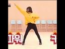 WEKIMEKI Yoojung danced to BTS 'Idol' and 'Mic Drop' on JTBC Idol Room 💜