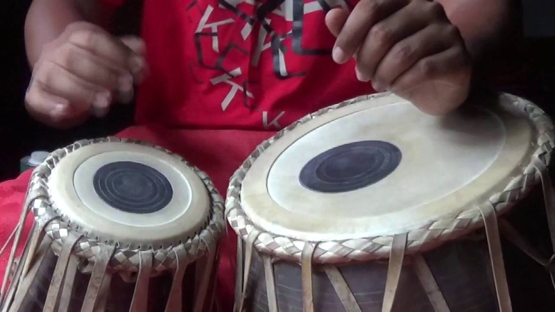 Tabla Tutorial-Part 04-Tere Kete Ta-Anthony Leo