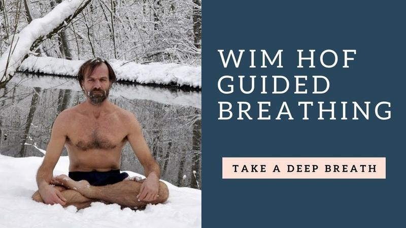 Дыхание по Вим Хофу Wim Hof Guided Breathing