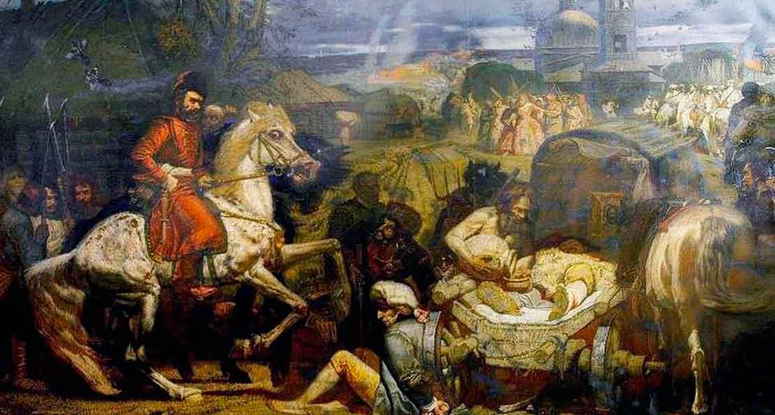 Пугачевцы и царские сатрапы